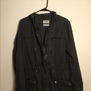 ABERCROMBIE & FITCH WOMENS JACKET SIZE LARGE